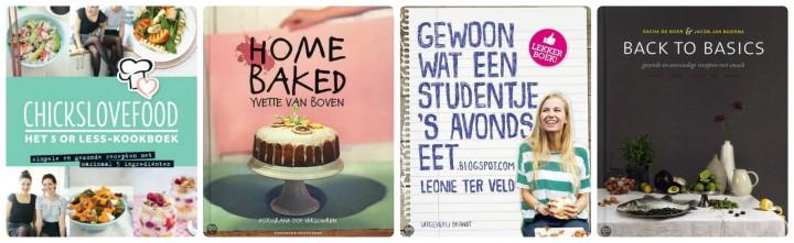 nieuwe kookboeken 2014