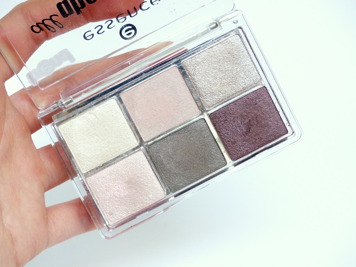 review essence all about nude eyeshadow
