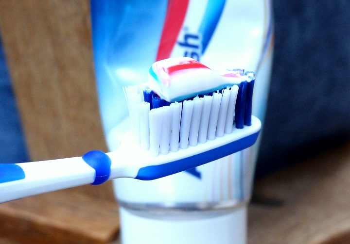 aquafresh tandpasta
