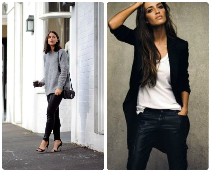 inspiration leather pants