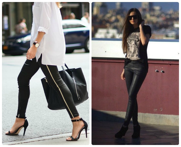 leather pants classy
