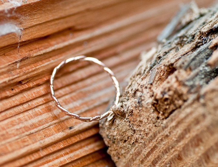 minimalistic ring