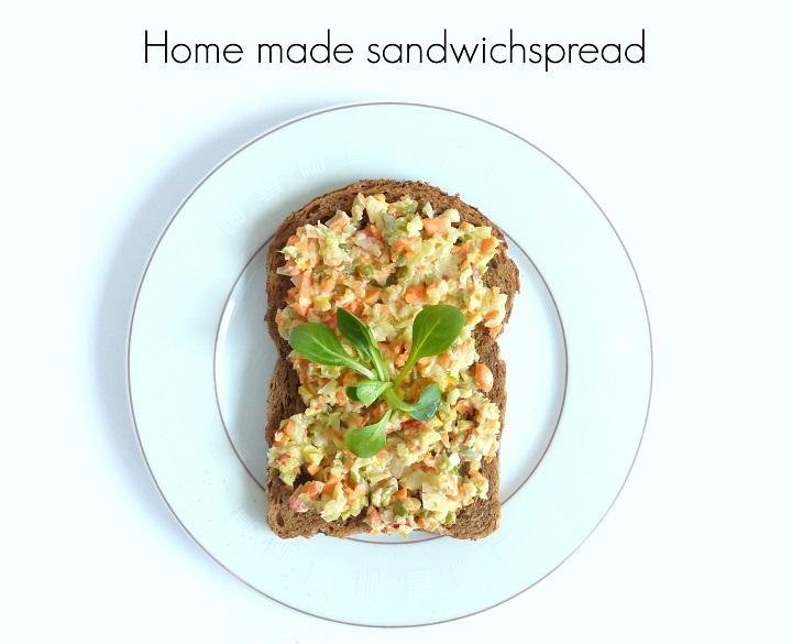 recept sandwichspread