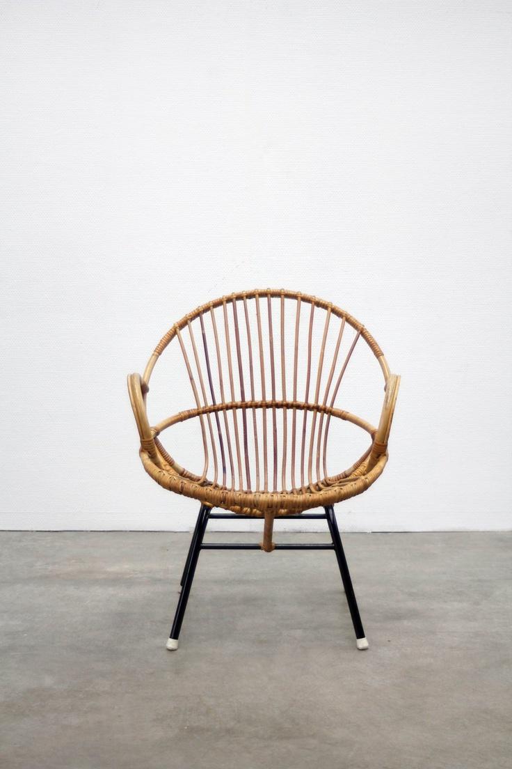 rotan chair
