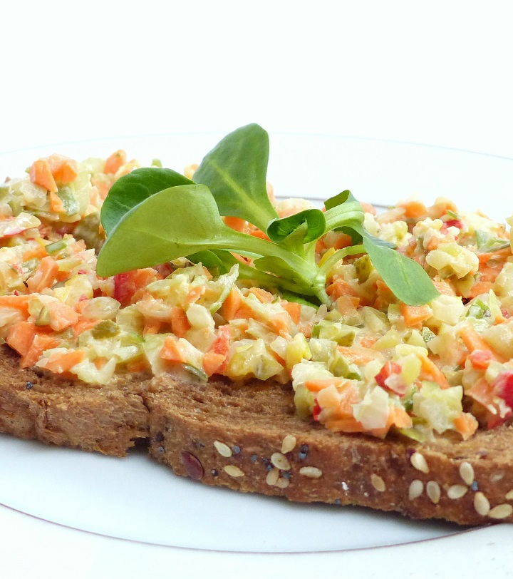 sandwichspread gezond
