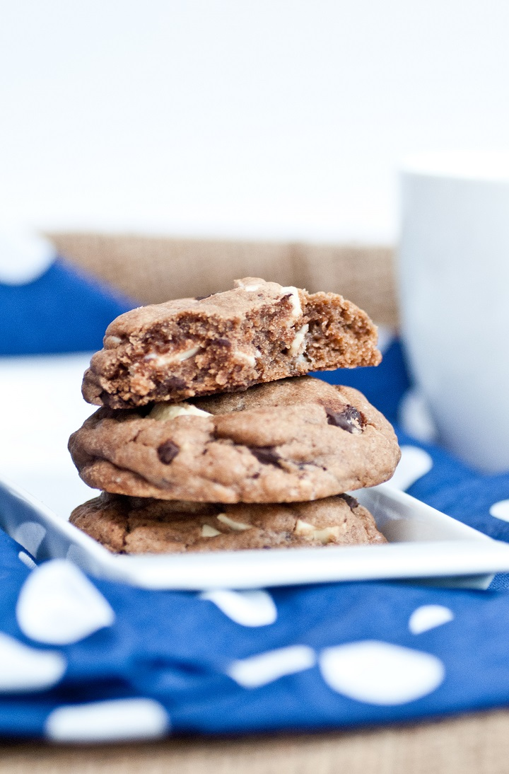 recept chocolate chip cookie AH