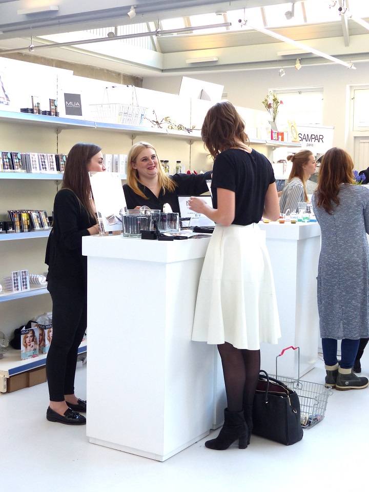 beauty event