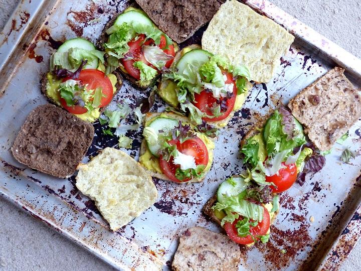 gezonde broodjes