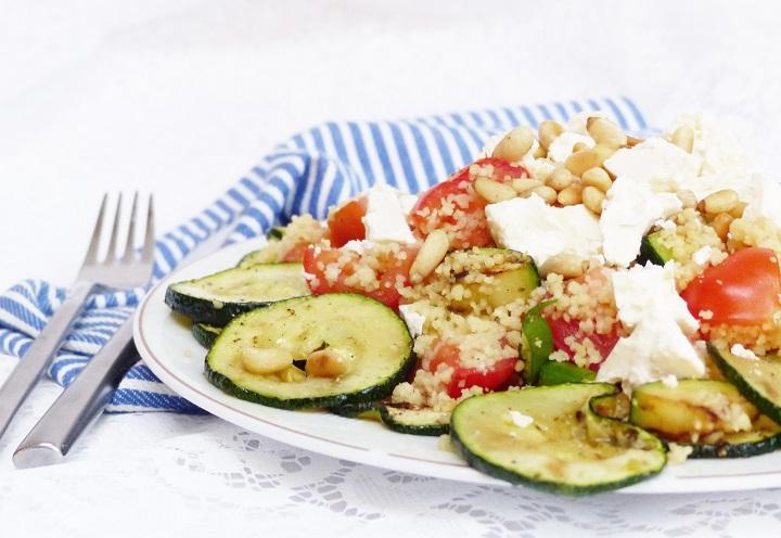 recept couscoussalade groente