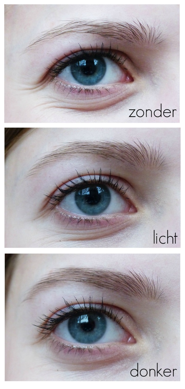 review mua eyebrow kit