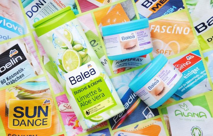 balea producten