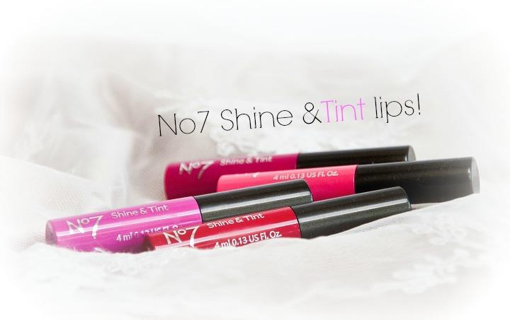 n7 shine & tint tekst