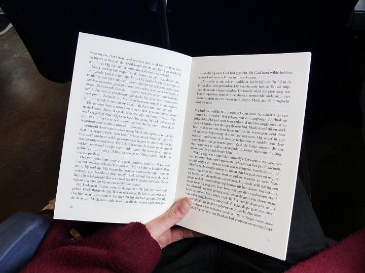 boek trein