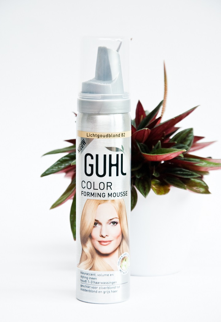 review guhl colour mousse