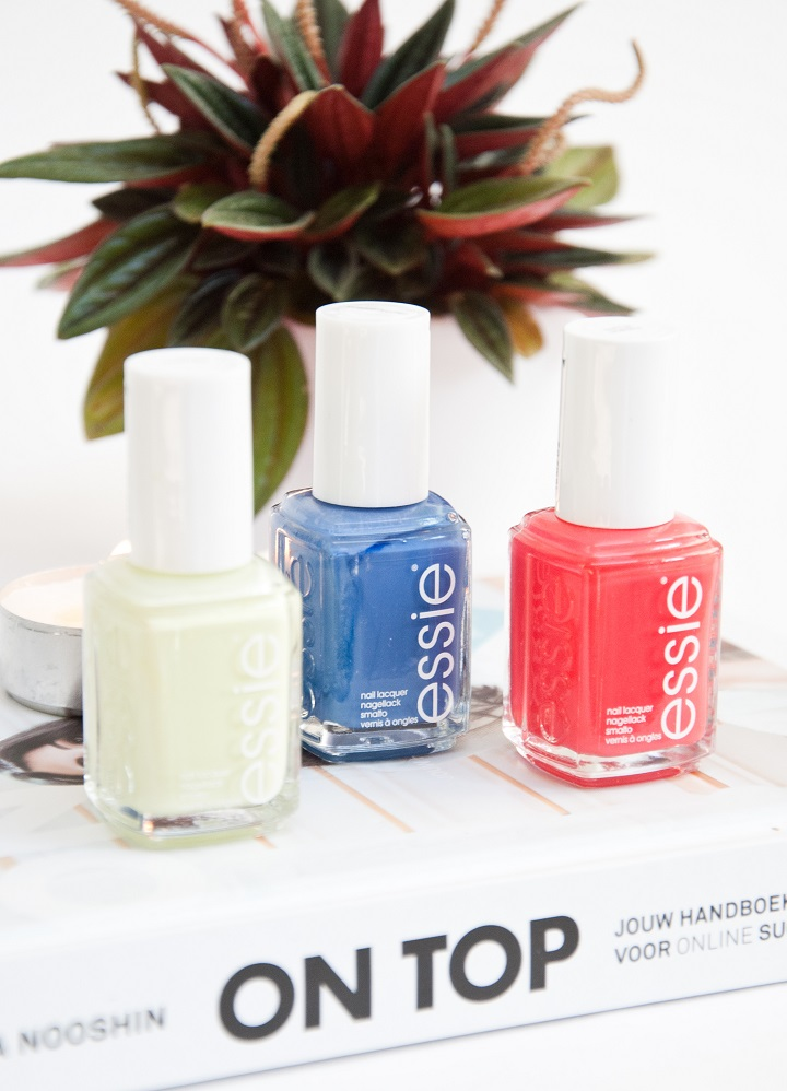 essie surf's up review