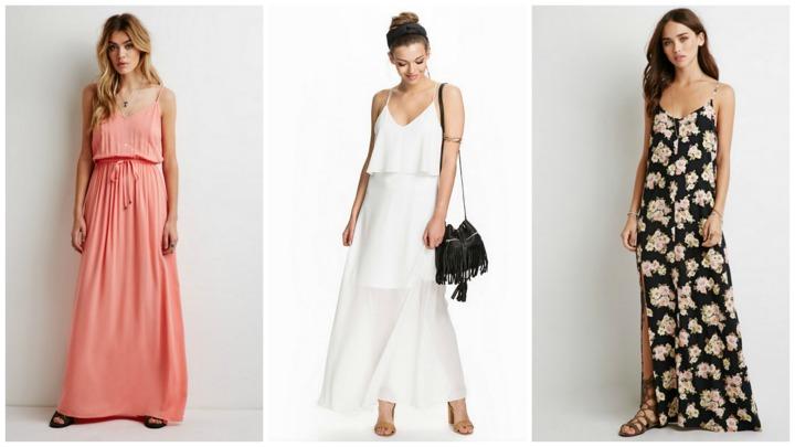 wishlist maxi dress
