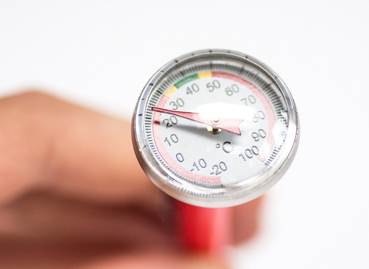 thermometer eten