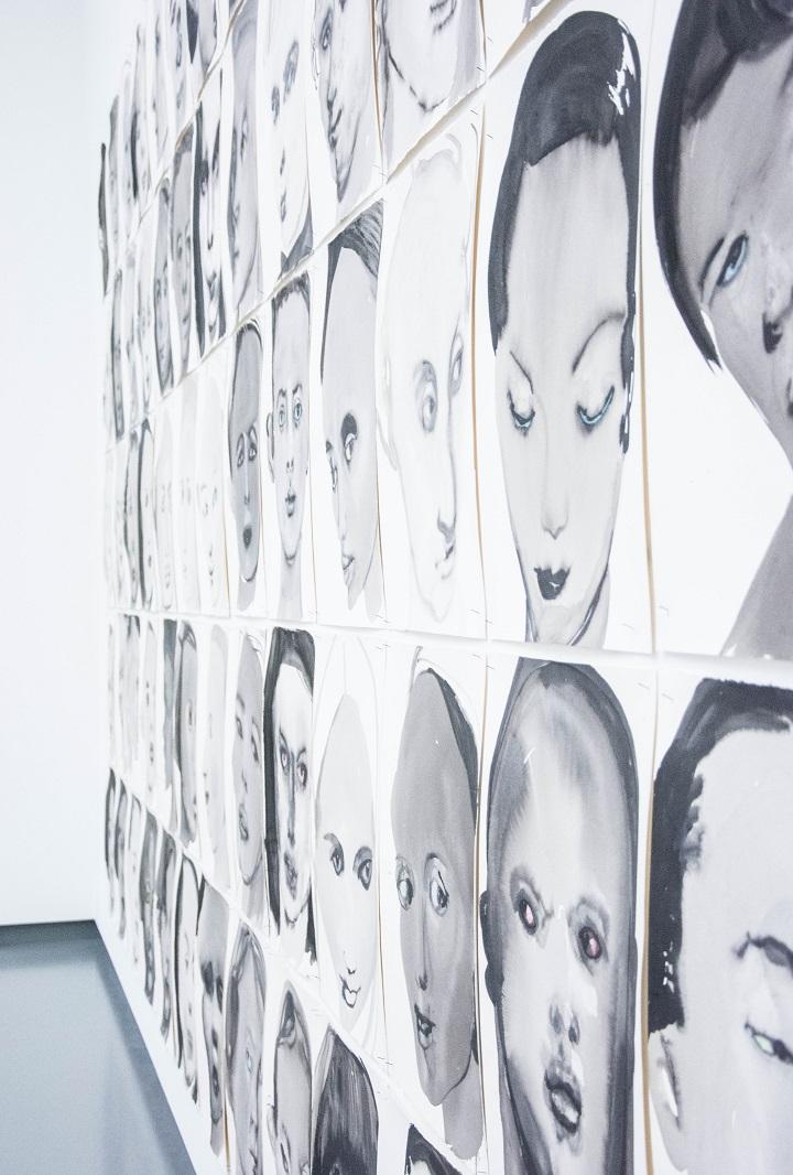 kunst gezichten