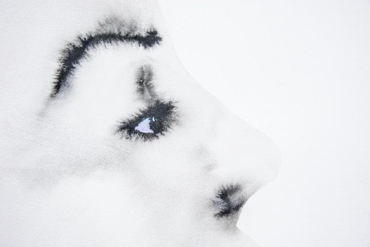 kunst oog