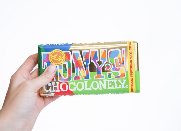 tony's chocolonely zeezout