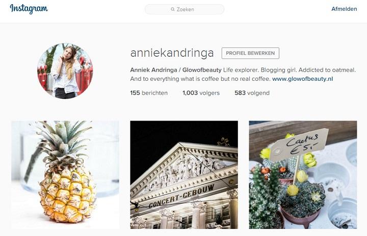 1000 volgers instagram