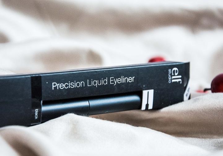 ELF precision liquid eyeliner