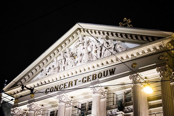 concert gebouw
