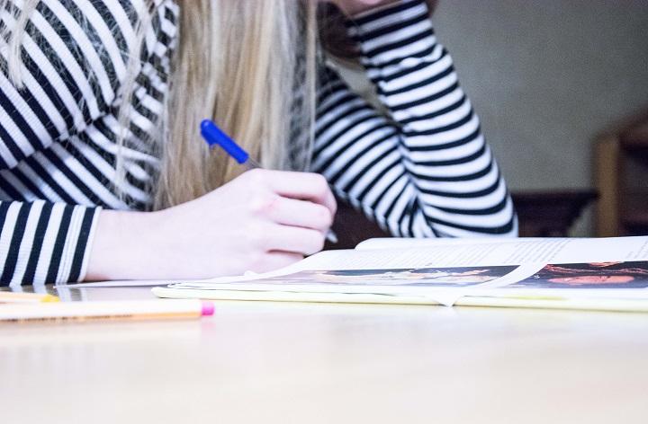 huiswerk maken