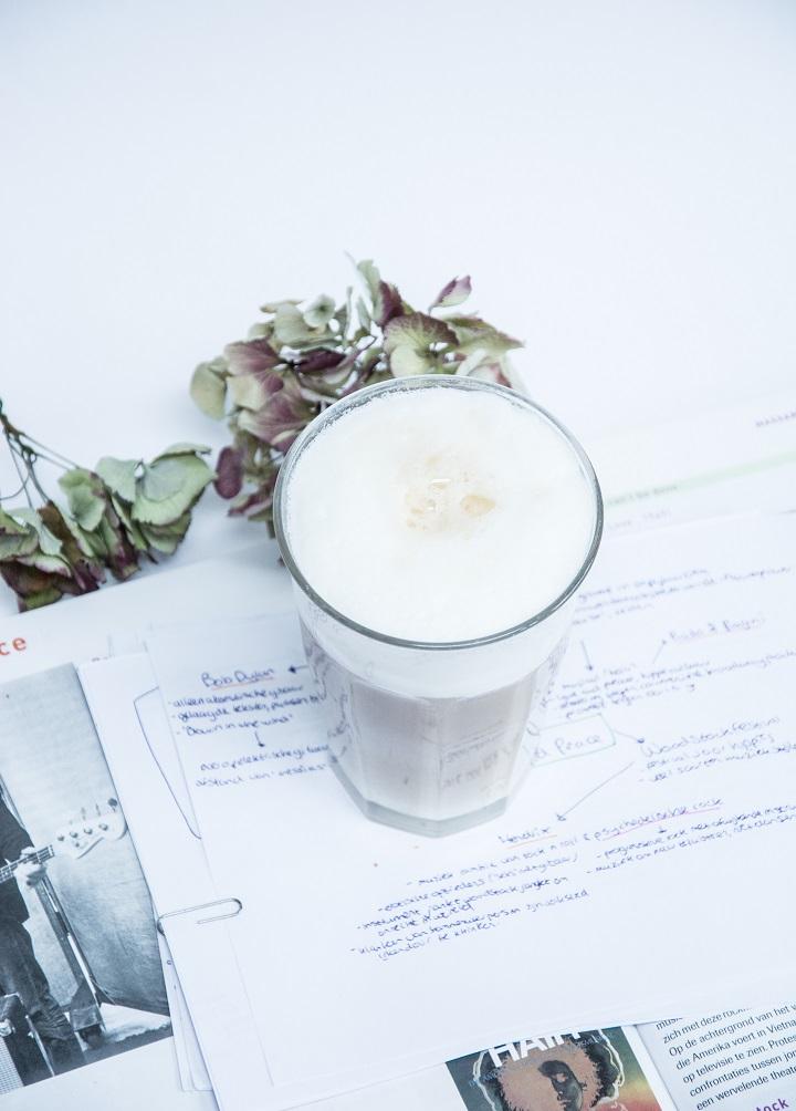 latté macciato