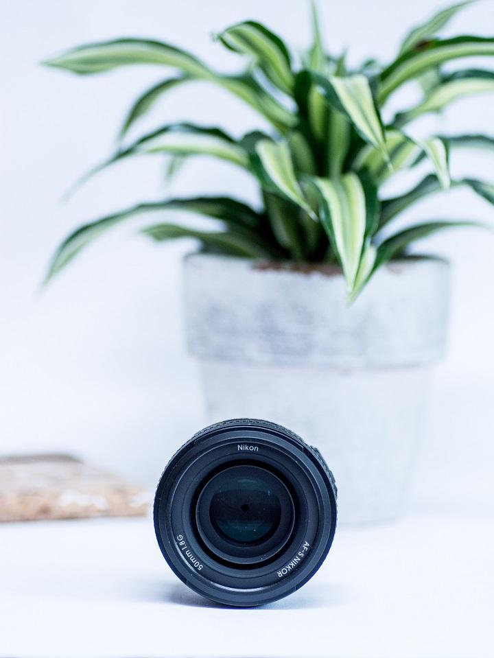 50 mm lens nikon