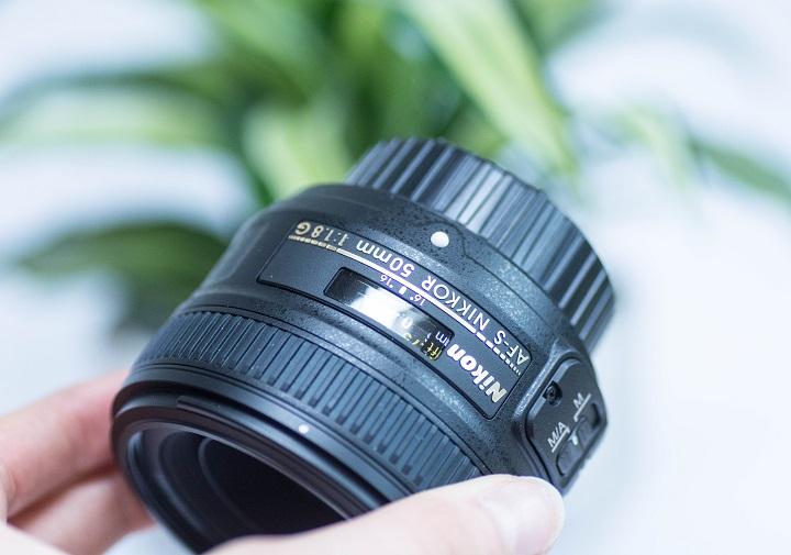 Nikon nikkor 50mm