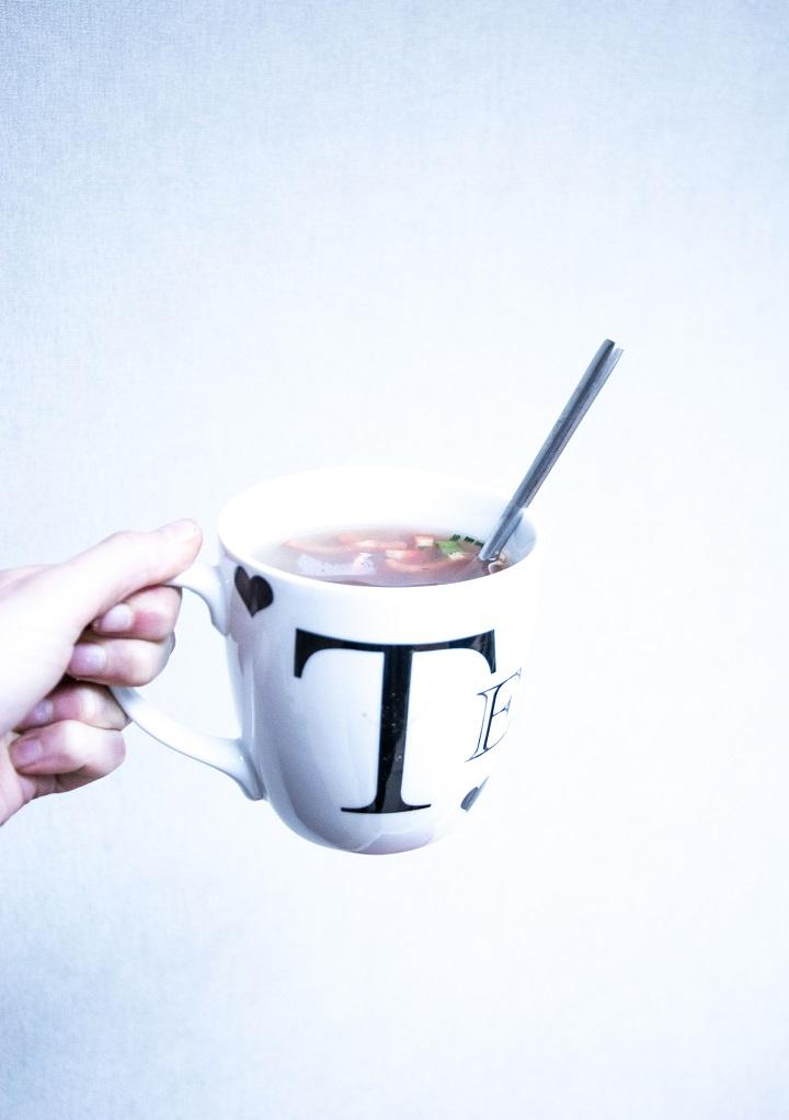 kop soep