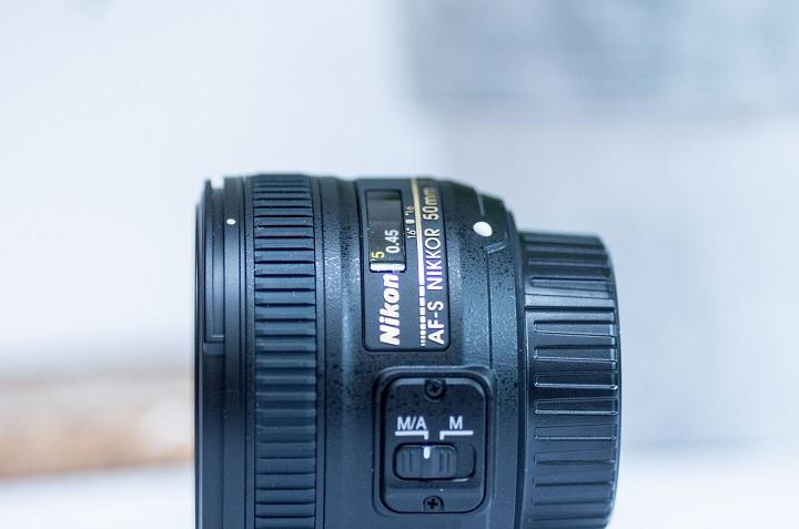 review nikon 50 mm