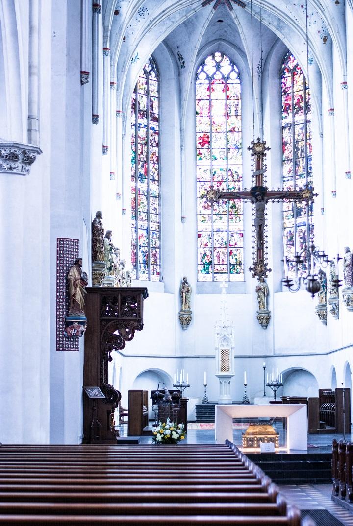catherijne kerk