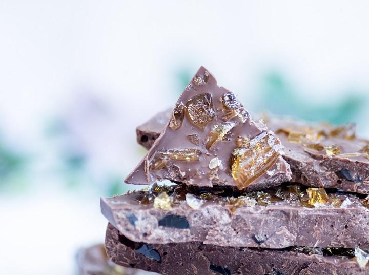 chocoladereep maken