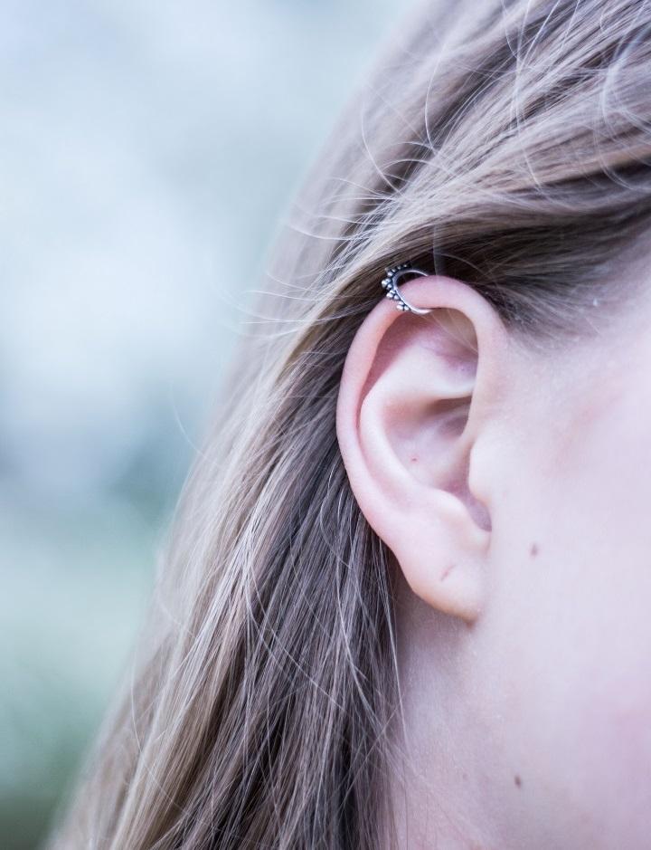 fake ear conche
