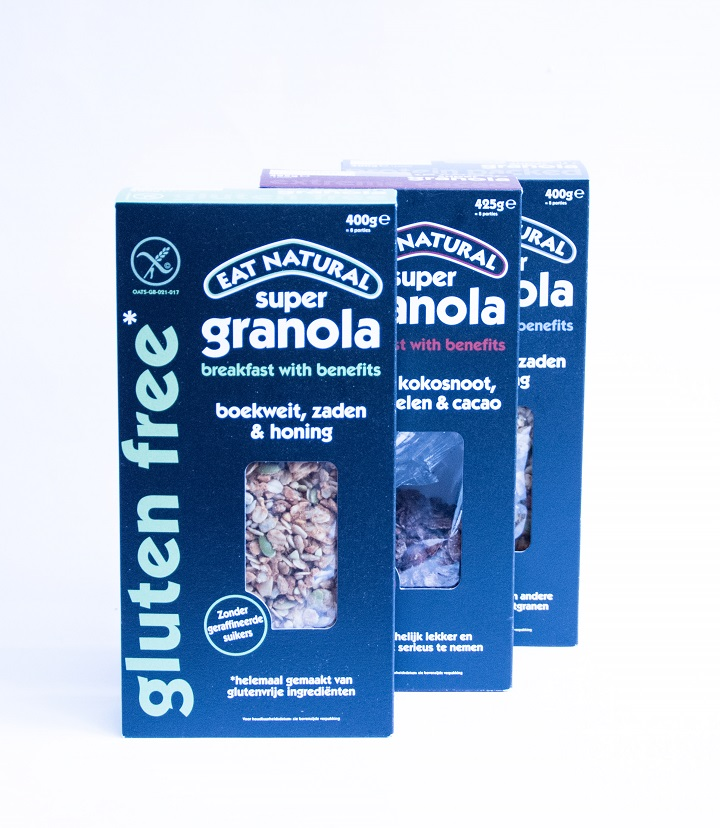 granola eat natural
