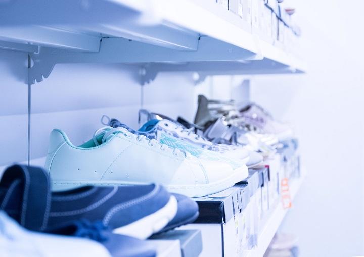 mintgroene sneakers
