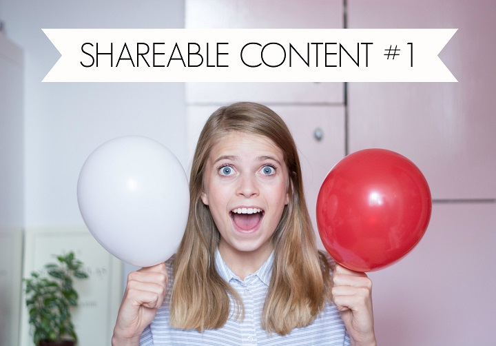 SHAREABLE CONTENT #1 FEEST