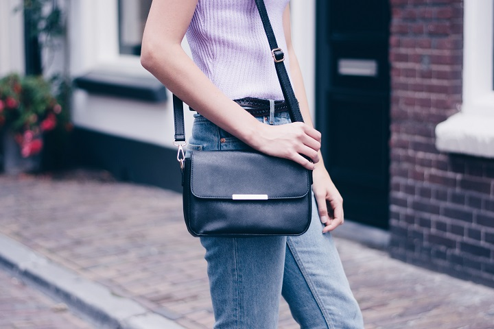 klassiek-zwart-schoudertasje